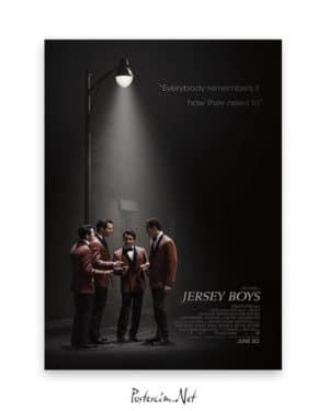 Jersey Boys afiş