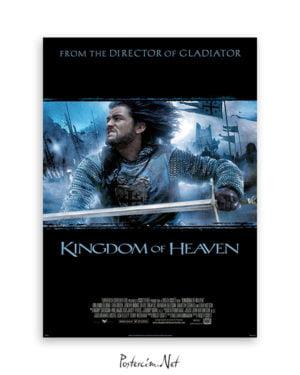 Kingdom of Heaven afiş