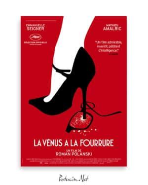 La Vénus à la Fourrure afiş