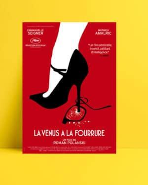 La Vénus à la Fourrure poster