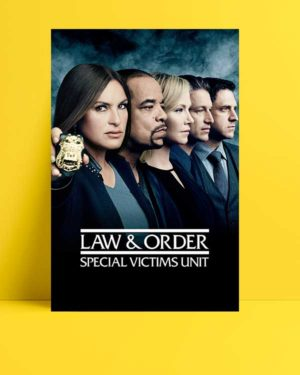 Law & Order- Special Victims Unit afişi