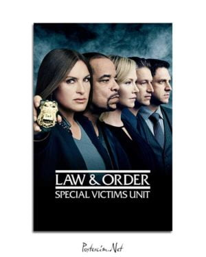 Law & Order- Special Victims Unit posteri