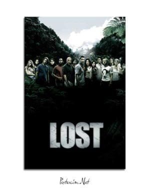 Lost posteri