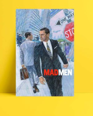 Mad Men afişi
