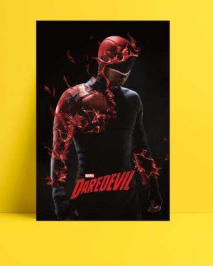 Marvel's Daredevil afişi