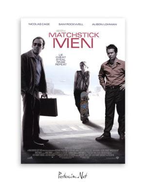 Matchstick Men afiş