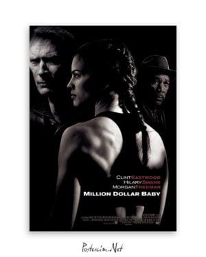 Million Dollar Baby afiş