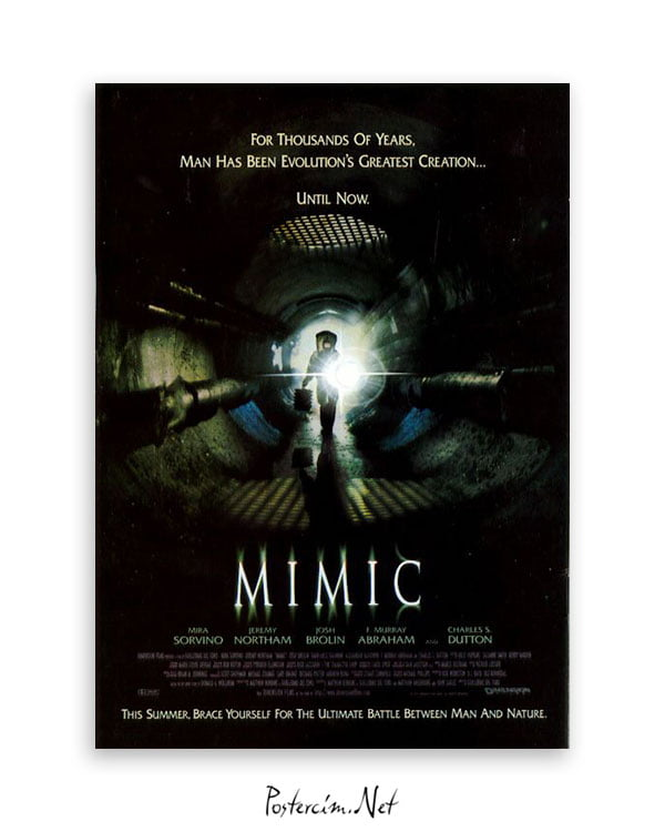 Mimic afiş