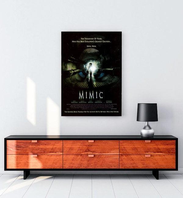 Mimic kanvas tablo