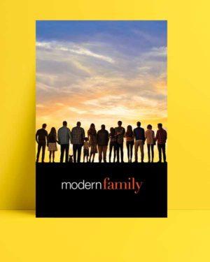 Modern Family afişi