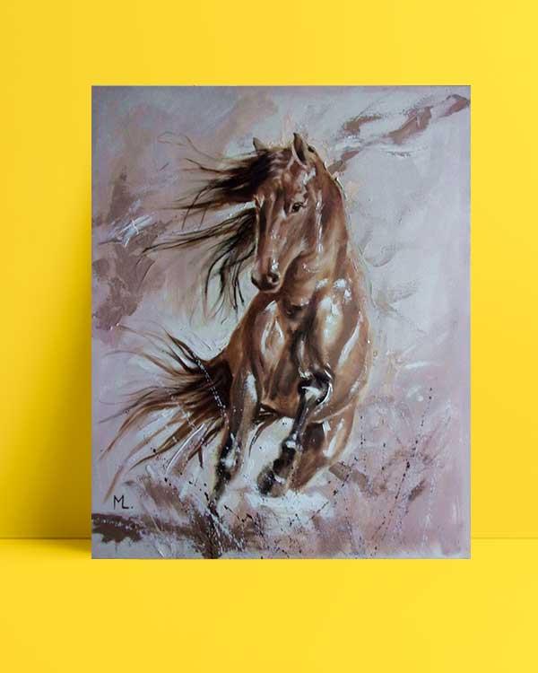 Monika Luniak - Atların Dansı afişi