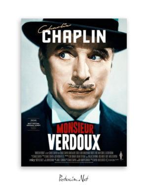 Monsieur Verdoux afiş