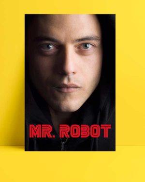 Mr. Robot afişi