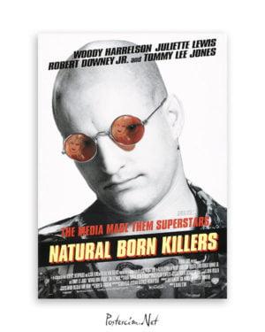 Natural Born Killers afiş