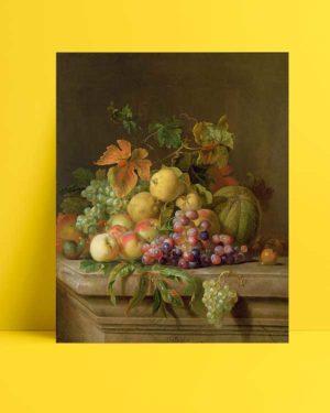 Natürmort - Soft Meyveler afişi