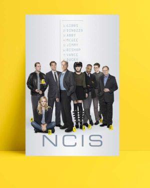NCIS afişi