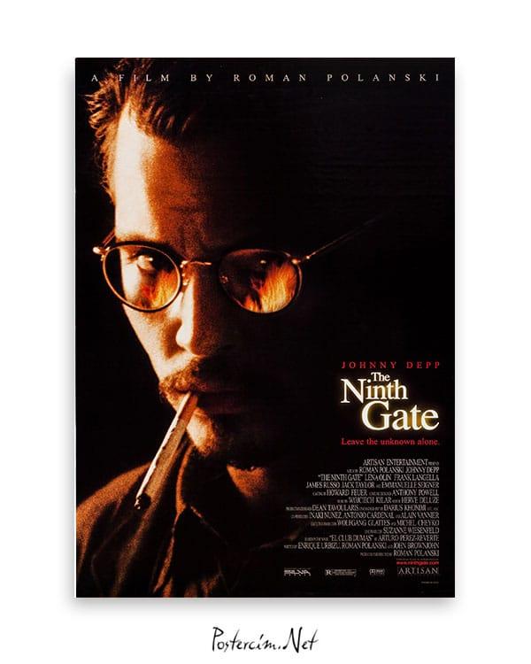 The Ninth Gate afiş
