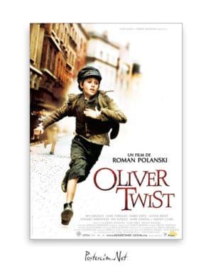Oliver Twist afiş