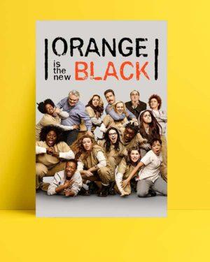 Orange Is the New Black afişi