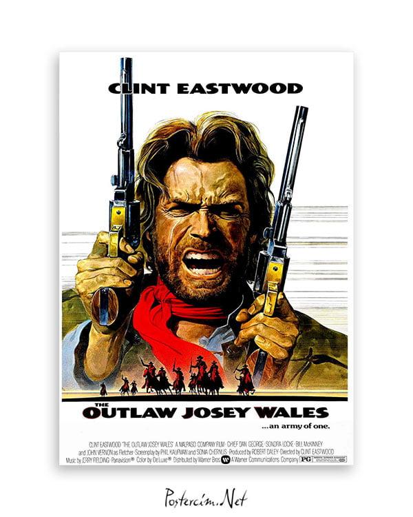 The Outlaw Josey Wales afiş