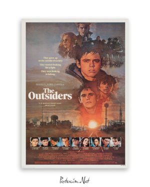 The Outsiders afiş