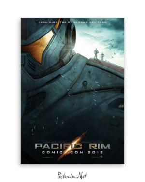 Pacific Rim poster afiş