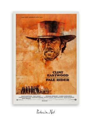 Pale Rider afiş