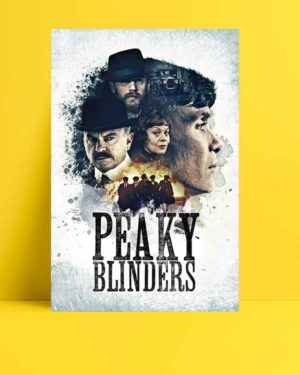 Peaky Blinders afişi