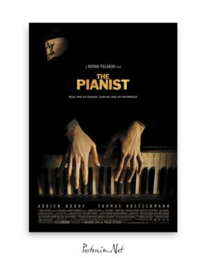 The Pianist afiş