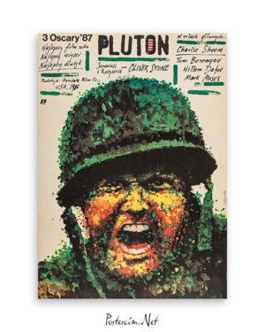 Platoon afiş