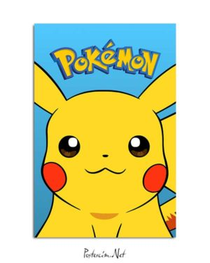 Pokémon posteri