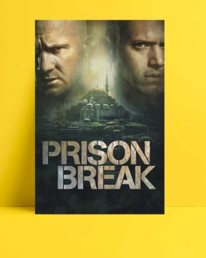 Prison Break afişi