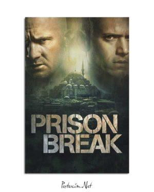 Prison Break posteri
