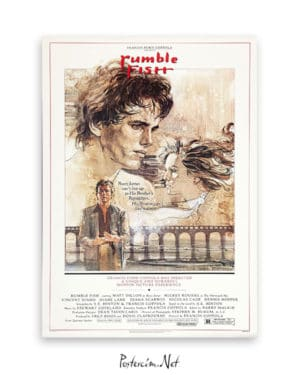 Rumble Fish afiş