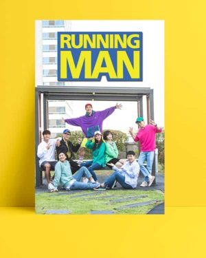 Running Man afişi