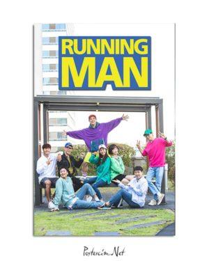 Running Man posteri