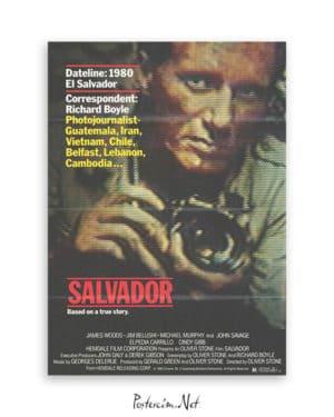 Salvador afiş