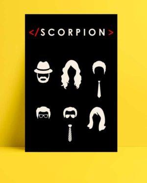 Scorpion afişi