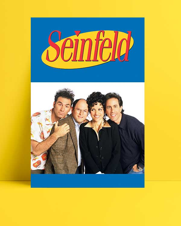 Seinfeld afişi