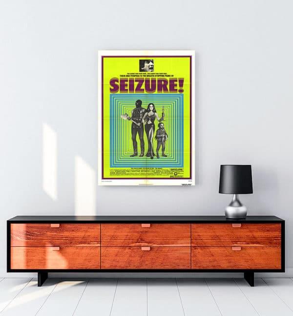 Seizure kanvas tablo