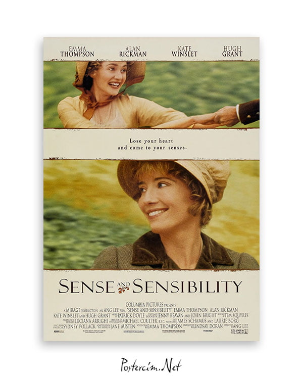 Sense and Sensibility afiş
