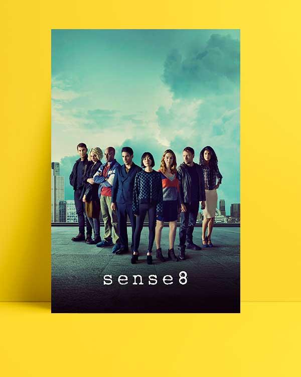 Sense8 afişi