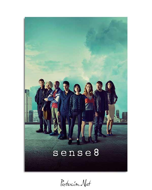 Sense8 posteri