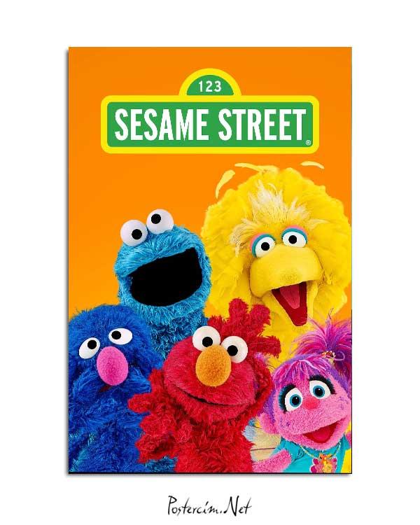 Sesame Street posteri