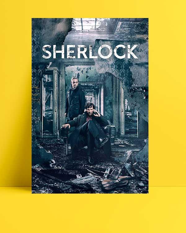 Sherlock afişi