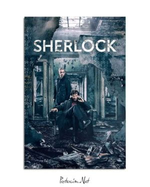 Sherlock posteri