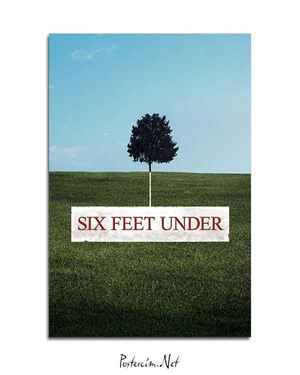 Six Feet Under posteri