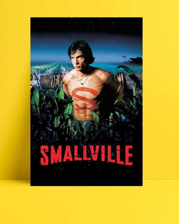 Smallville afişi