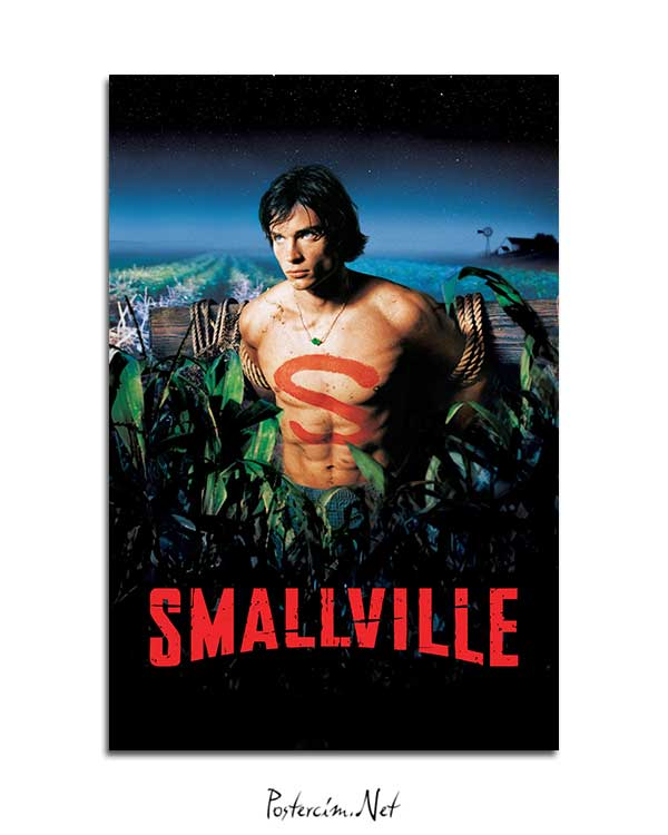 Smallville posteri