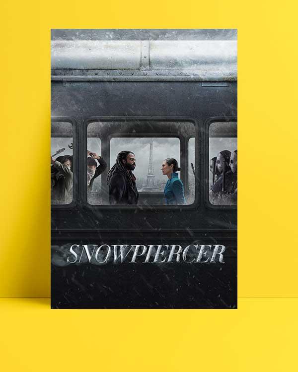 Snowpiercer afişi